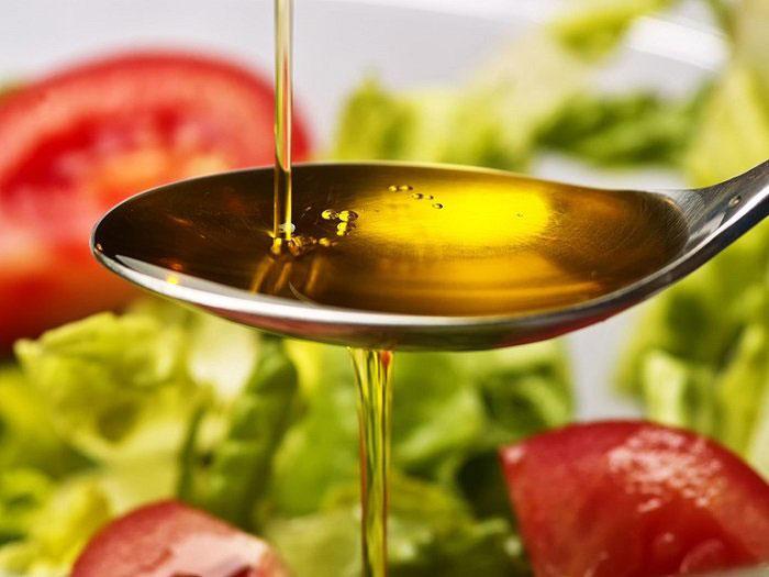 Nguyên tắc sử dụng dầu ăn dặm cho bé