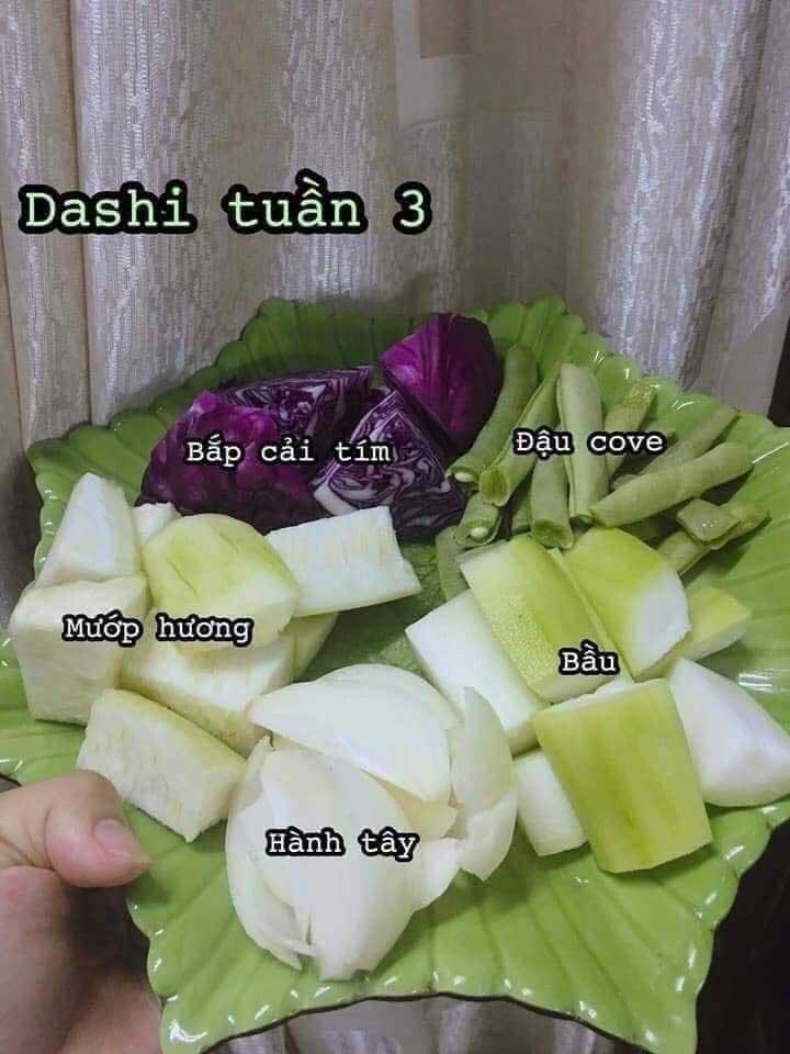 Dashi của một mẹ trên cộng đồng