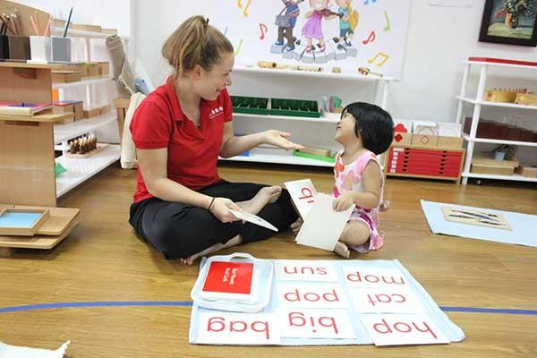Montessori Toán