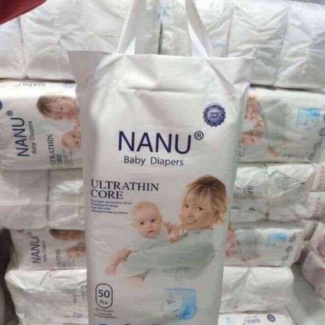 Bỉm Nanu mua ở đâu