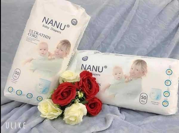 Bỉm Nanu xuất xứ ở đâu