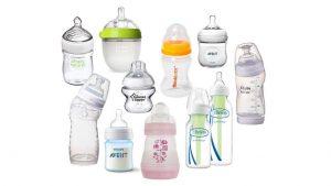 Các loại bình sữa giống ty mẹ nhất