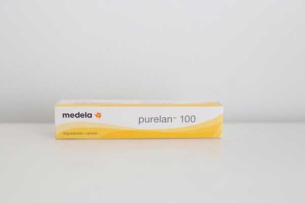 Kem trị nứt cổ gà Medela Purelan 100