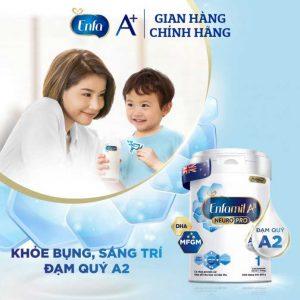 Mua sữa Enfamil A2