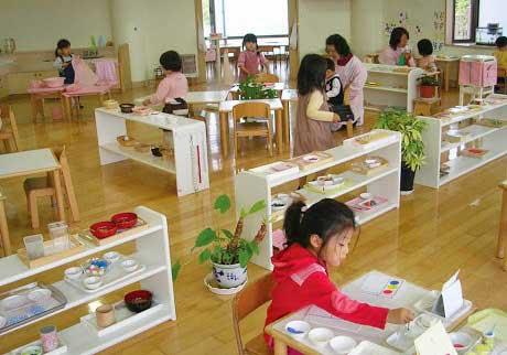 Nguyên tắc của phương pháp Montessori