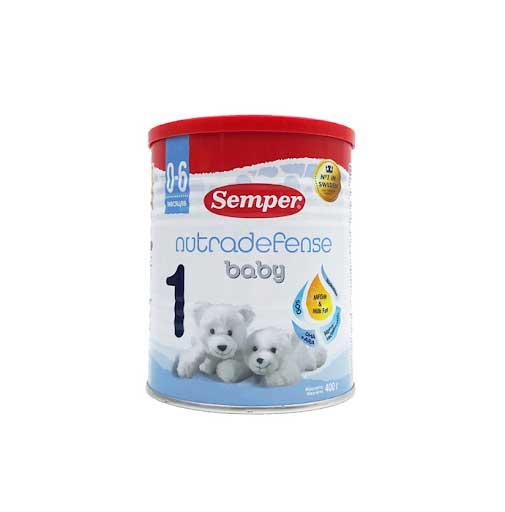 Sữa Semper số 1