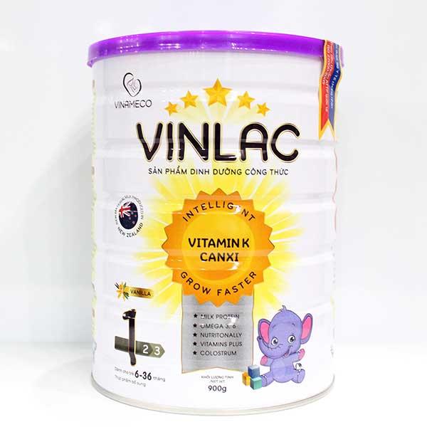 Sữa Vinlac 1