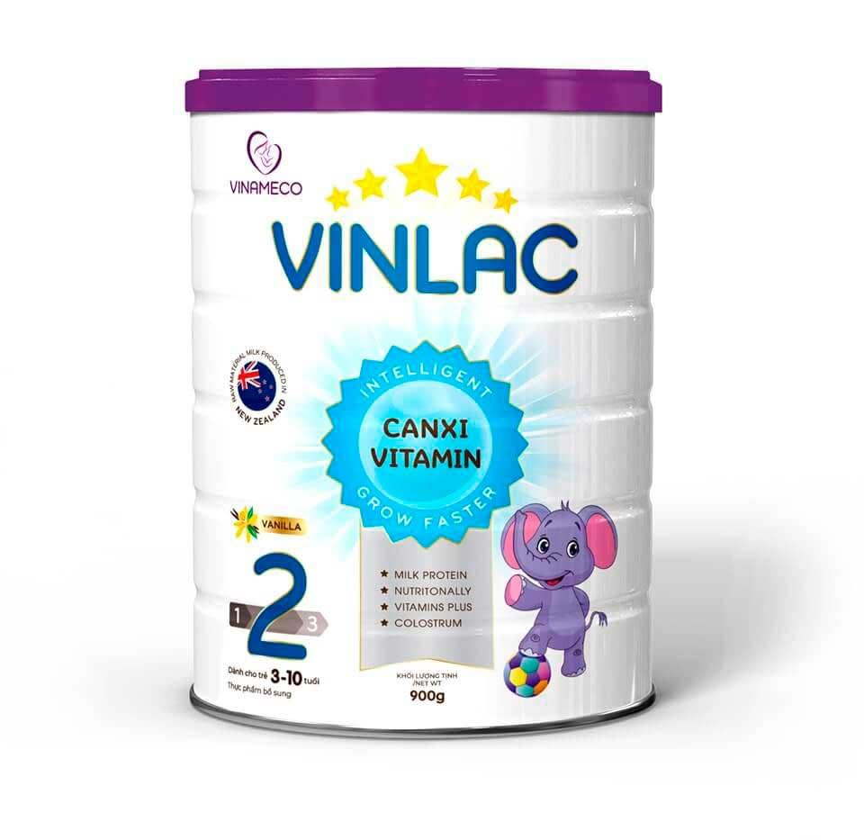 Sữa VInlac 2