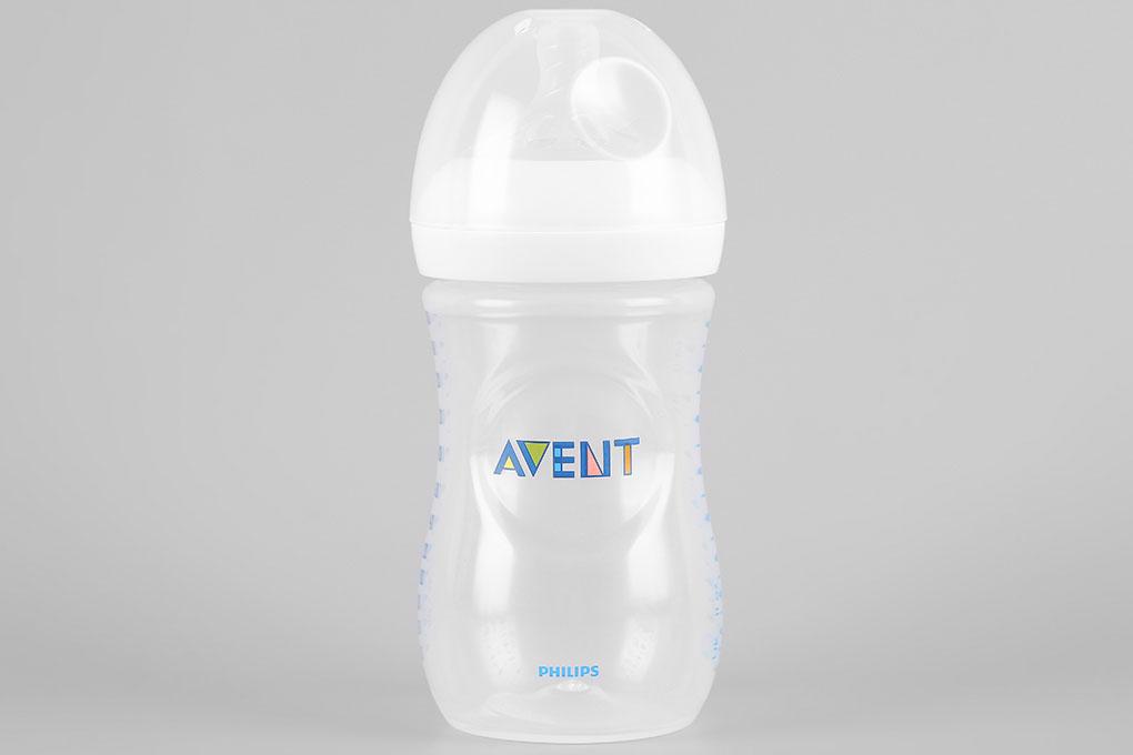 Lưu ý khi sử dụng bình sữa Avent
