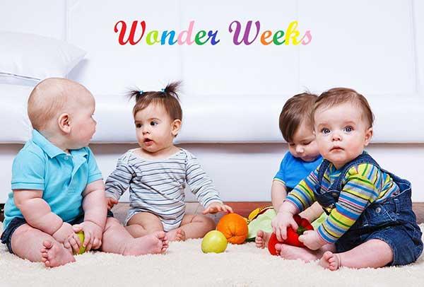 Giai đoạn tuần 8 -9 Wonder Weeks