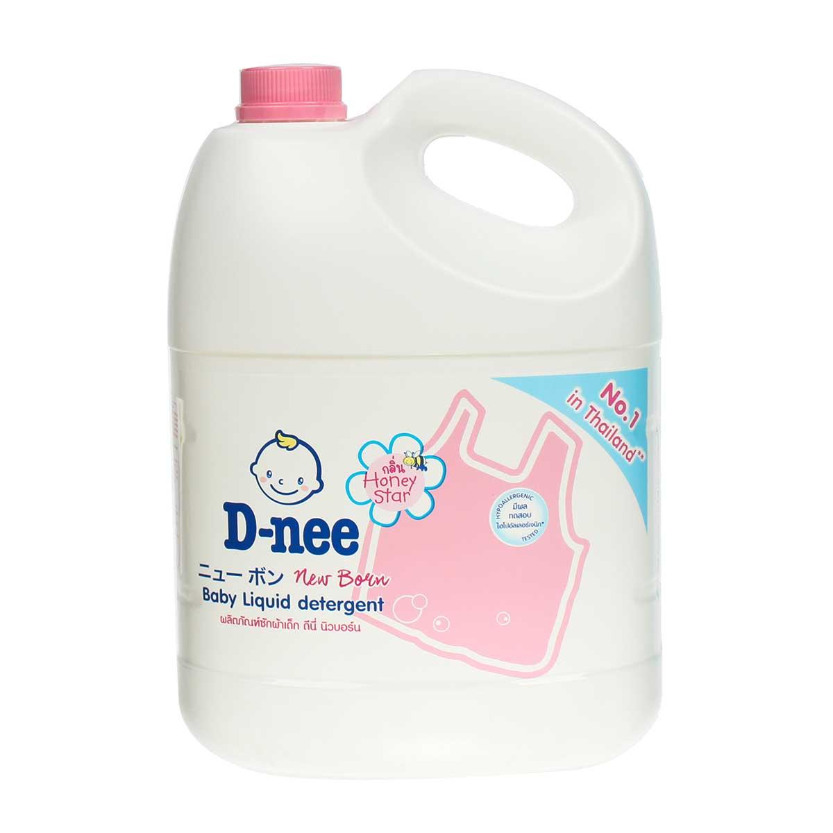 Nước giặt Dnee Thái có tốt không