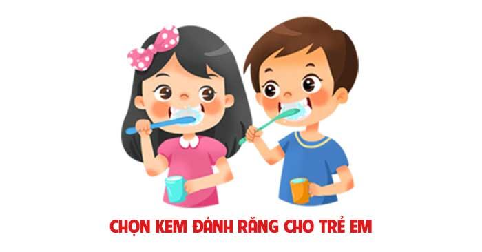 Cach Chon Kem Danh Rang Cho Tre Em