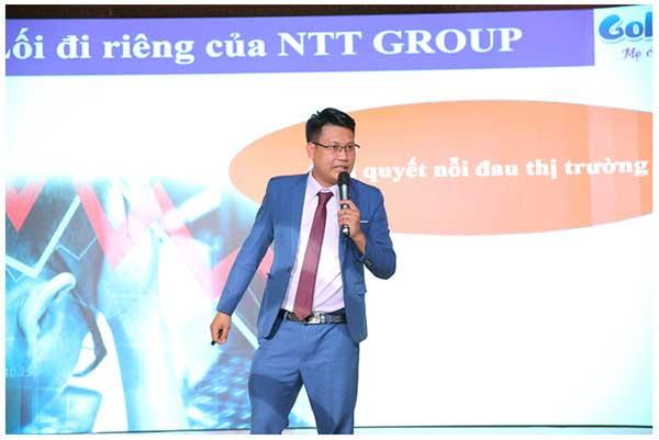 Công ty Cổ phần tập đoàn NTT